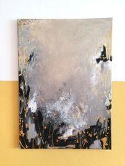 50x70 Handgemalte Acrylbild