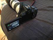 Canon 700D Canon EF 70-200