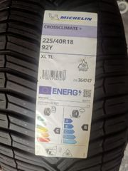 225 40 18 Michelin Crossclimate