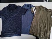 3 T-Shirts wie neu