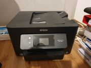 Epson Tintenstrahldrucker inkl Scanner