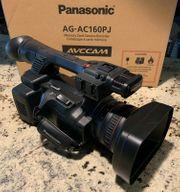 Panasonic AG-AC160AEJ HD