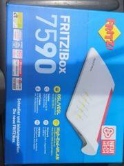Fritzbox 7590 Mesh neu und