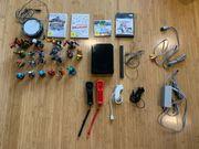 Wii Sport Konsole mit Zubehör