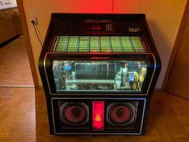 NSM CITY 4 Musikbox Jukebox - mit Fernbedienung