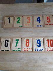 Puzzle aus Holz