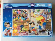 Disney Pinocchio Puzzle 112 Teile