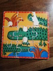Holzpuzzle 9 teilig