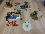 Playmobil Tierpark mit 5 Themenbereiche