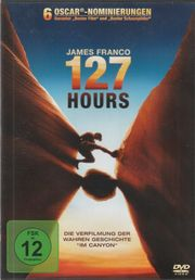 DVD - 127 Hours Action Drama