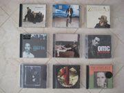 CD-Sammlung - 54 Audio CDs á