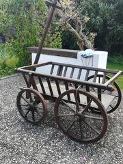 Bollerwagen antik