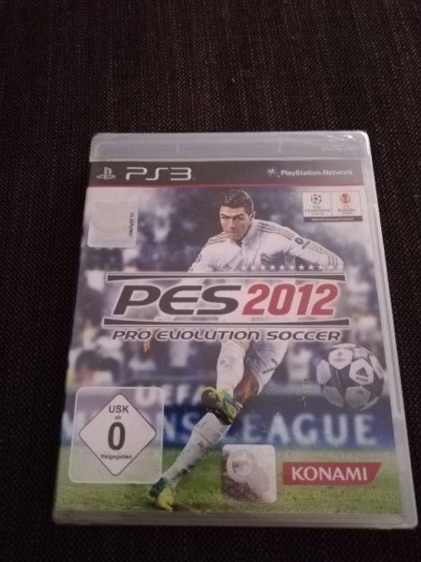 PS 3 Spiel - PES 2012