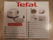 Tefal Filtra One Friteuse neu