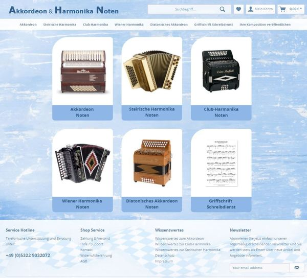 Steirische Harmonika diatonische Handharmonika Akkordeon