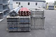 211 qm Gerüst gebraucht Baugerüst