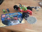 LEGO ATLANTIS 8059 Sandfräser