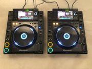 2 Stück Pioneer CDJ 2000 -