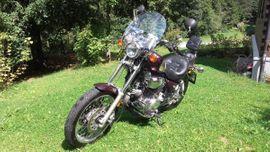 Yamaha über 500 ccm - Verkaufe mein Motorrad Yamaha XV