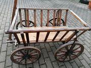 Bollerwagen Leiterwagen