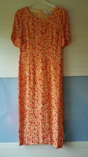 Kleid Maxikleid Gr 38 NEU