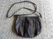 Vintage - Tasche Handtasche Schultertasche vermutlich