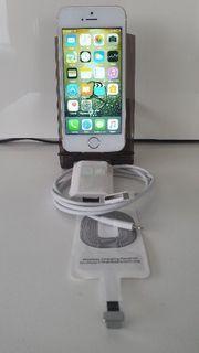 iPhone 5 Gold Weiß mit