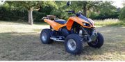 Kawasaki KFX 700 Quad
