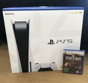 PlayStation 5 PS5 inkl Spider