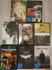 11x großes Kino - DVD Paket -