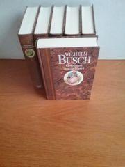 Wilhelm Busch Gesamtwerk in 6