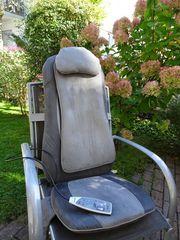 Shiatsu-Sitzauflage