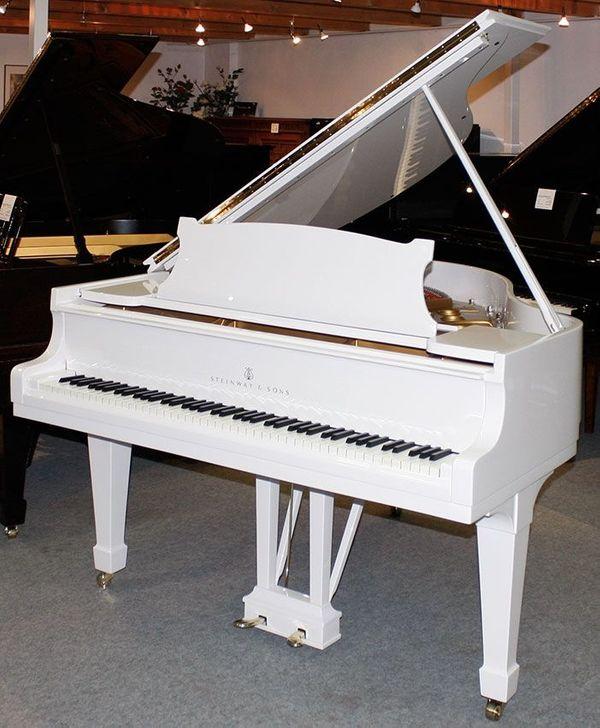 Flügel Klavier Steinway Sons S-155
