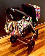 Bugaboo Cameleon Missoni Kinderwagen in