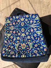 Lederrucksack mit orientalischem Muster