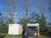 Stellplatz für Wohnmobile Wohnwagen Bootsanhänger