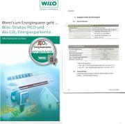 Wilo-Stratos PICO Heizungspumpe zu verkaufen