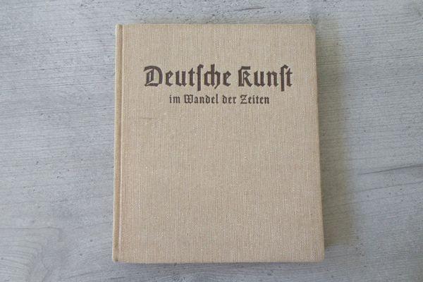 Deutsche Kunst im Wandel der