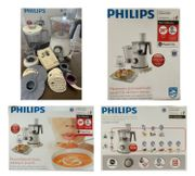 Philips Küchenmaschine-Power chop-Viva Collection HR 7761
