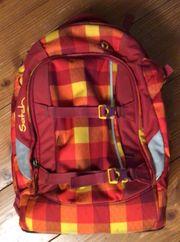 Satch Ergobag Firecracker mit Sporttasche