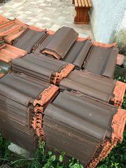 Dachziegel für Garage oder Schuppen