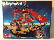 Playmobil Piratenschiff NEU OVP