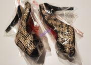getragene heels