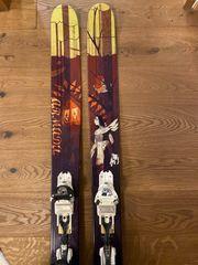 Freeride Tiefschnee Ski Armada JJ