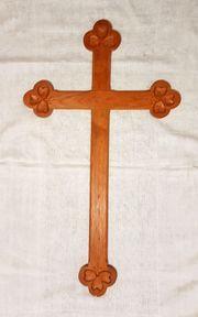 Auferstehungskreuz Kreuz Antik Deutsche Eiche