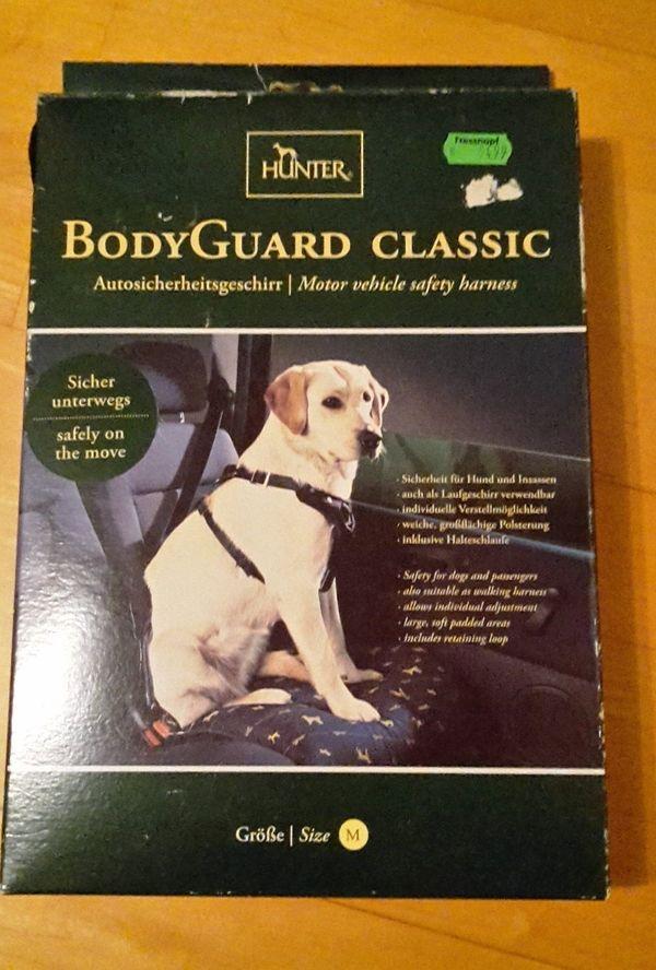 BODYGUARD CLASSIC Autosicherheitsgeschirr von Hunter