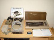 C64 mit viel Zubehör
