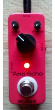 MOOER - Analog Echo