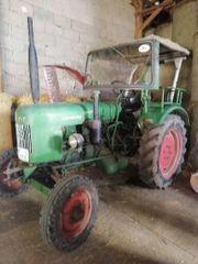 Traktor Fendt Dieselross