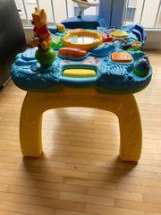 Spieltisch vtech Winnie the puuh
